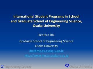 International Student Programs in School