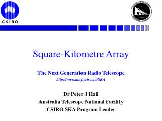 Square-Kilometre Array