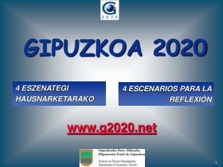 GIPUZKOA 2020