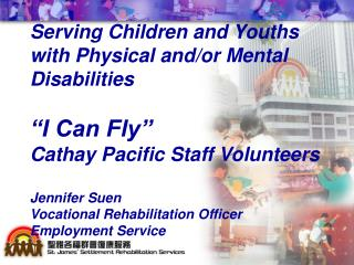 Serving Children and Youths with Physical and