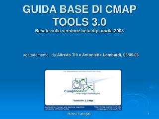 1. Come installare il software cmap