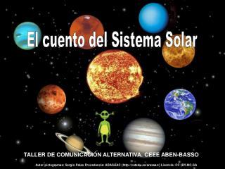 El cuento del Sistema Solar
