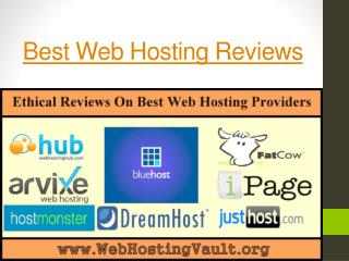 Web Hosting Companies Reviews And Guides - Webhosting Vault