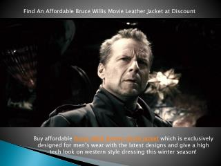 Wear Your Favorite Celebs� Look; Buy Their Leather Jackets N