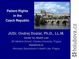 Patient Rights in the Czech Republic