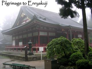 Pilgrimage to Enryakuji