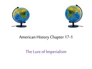 American History Chapter 17-1
