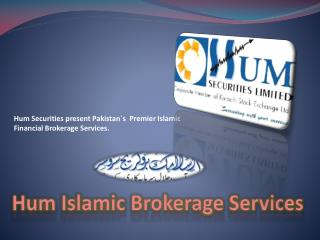 Hum Islamic Brokerage Services
