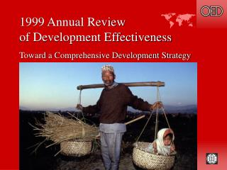 1999 Annual Review  of Development Effectiveness