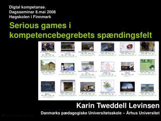 Karin Tweddell Levinsen