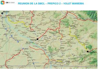 REUNION DE LA SMCL � PREPICO 2 � VOLET MANIEMA