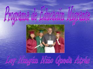 Programa de Educación Migrante