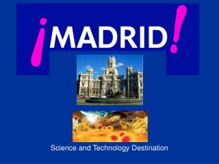 Science and Technology Destination