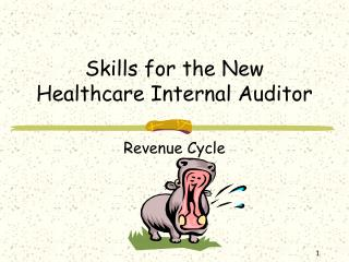 Skills for the New Healthcare Internal Auditor
