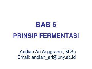 BAB 6