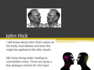 John Hick