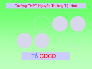 Trường THPT Nguyễn Trường Tộ, Huế