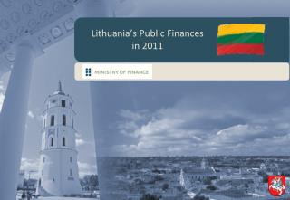 Lithuania 's Public Finances  in 2011
