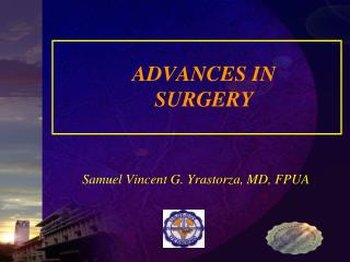 ADVANCES IN SURGERY