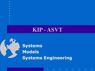 KIP - ASVT