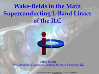 Wake-fields in the Main Superconducting L-Band Linacs of the ILC