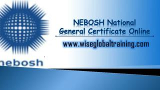 case law nebosh This presentation highlights the case law that nebosh certificate students should be aware of it gives a general understanding of the core principles of healt.