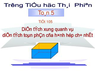 To¸n 5