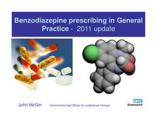Benzodiazepine prescribing in General Practice -  2011 update
