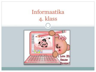 Informaatika 4. klass