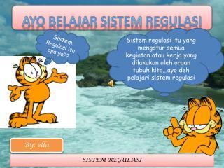 Ayo Belajar Sistem Regulasi