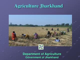 Department of Agriculture Government of Jharkhand