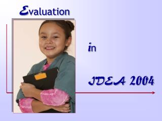 E valuation