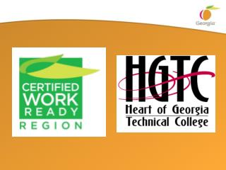 Heart of Georgia Manufacturing Region
