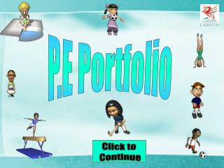 P.E Portfolio