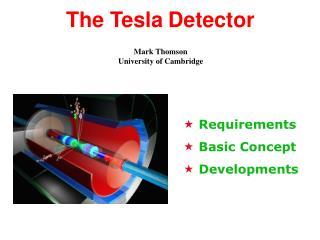 The Tesla Detector
