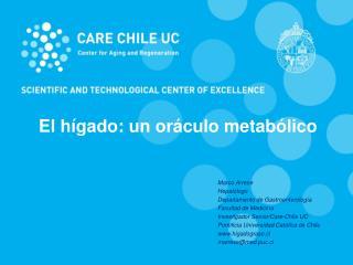 El hígado: un oráculo metabólico