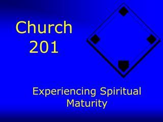 Church 201