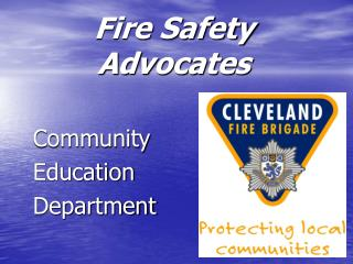Fire Safety Advocates