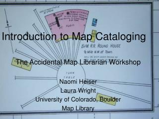 Introduction to Map Cataloging