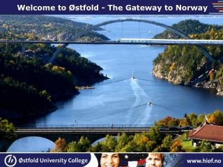 Welcome to Østfold - The Gateway to Norway