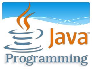 Java Graphical User Interface Components