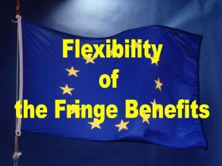 Flexibility of  the Fringe Benefits