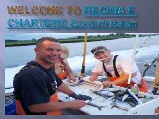 Regina E Sport Fishing