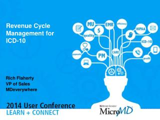 Revenue Cycle Management for ICD-10
