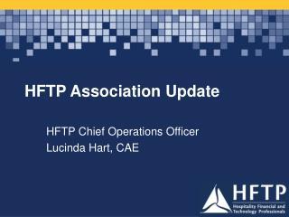 HFTP Association Update