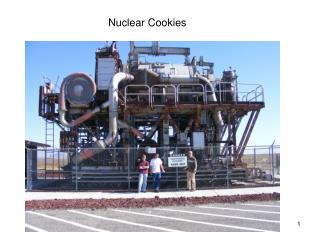 Nuclear Cookies