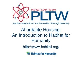 Affordable Housing: An Introduction to Habitat for Humanity