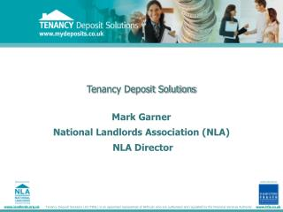 Tenancy Deposit Solutions