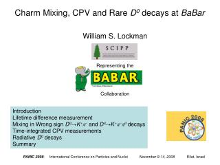 Charm Mixing, CPV and Rare  D 0  decays at  BaBar