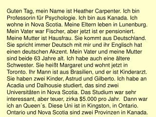 Heather Carpenter